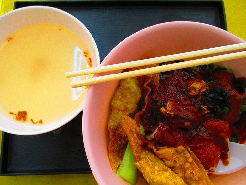 golden mile special yong tau foo 3