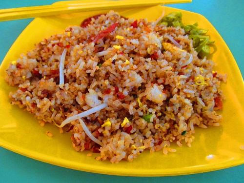 xiang xiang fried rice 2
