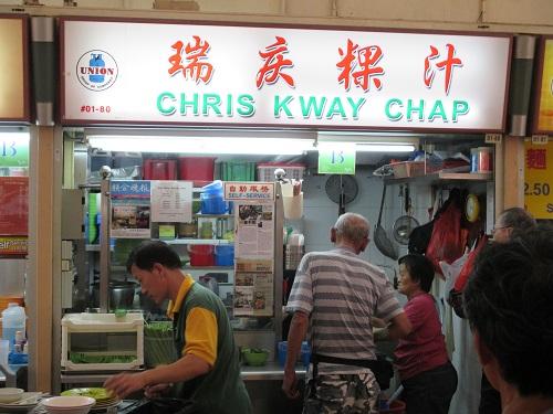 Chris kway chap 1