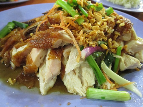 Katong delicious boneless chicken rice 5
