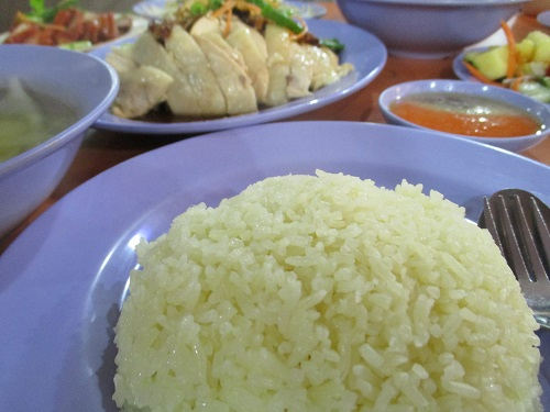 Katong delicious boneless chicken rice 6