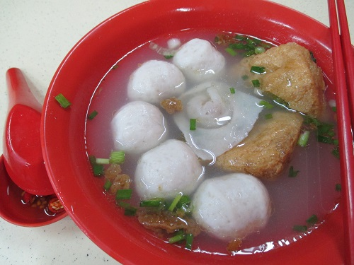 Song Kee FishBall Noodles 4