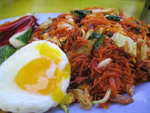 Suriya curry house roti john 5