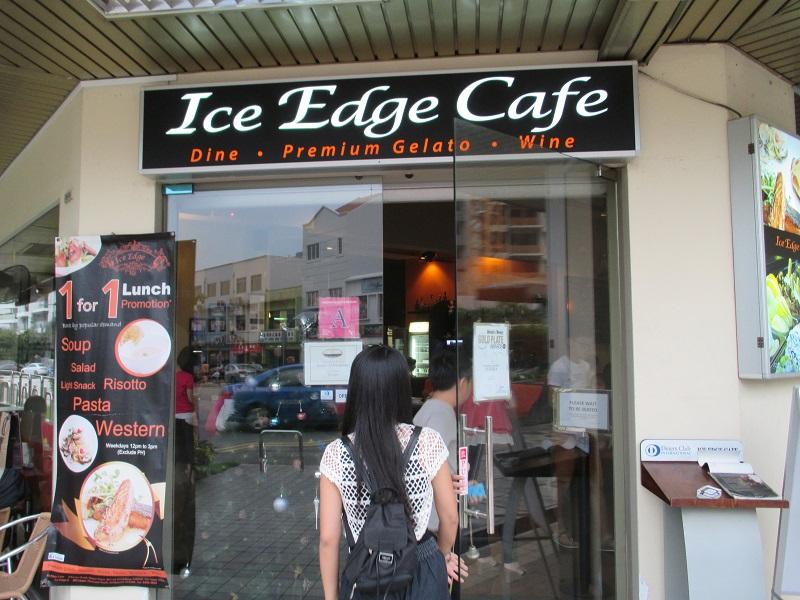 The ice edge 2