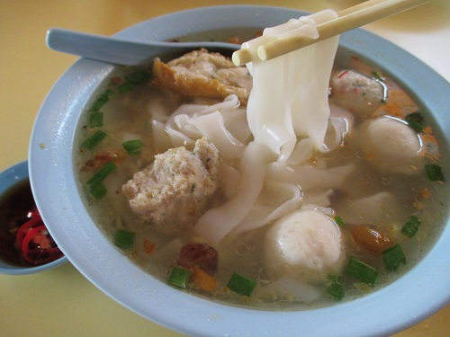 song kee kway teow noodle soup 3