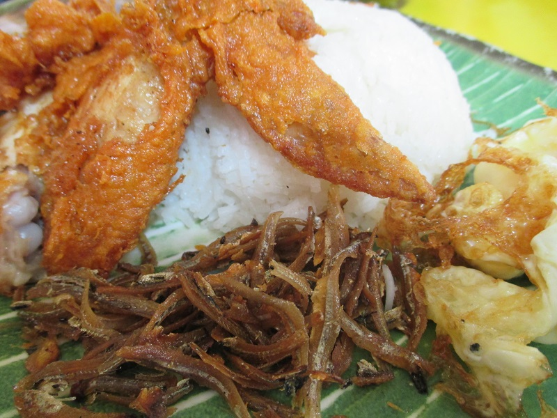Selera rasa nasi lemak 4