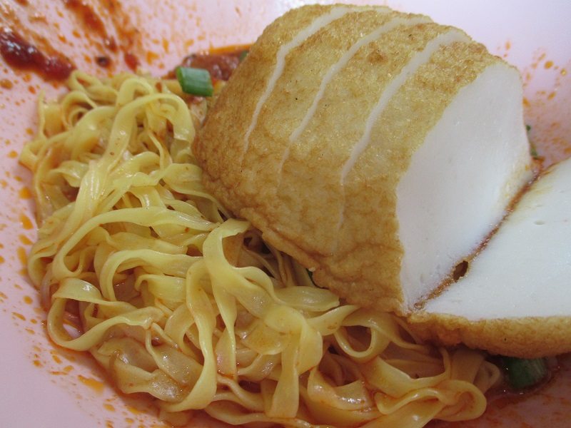 Whitley road fishball noodle 5