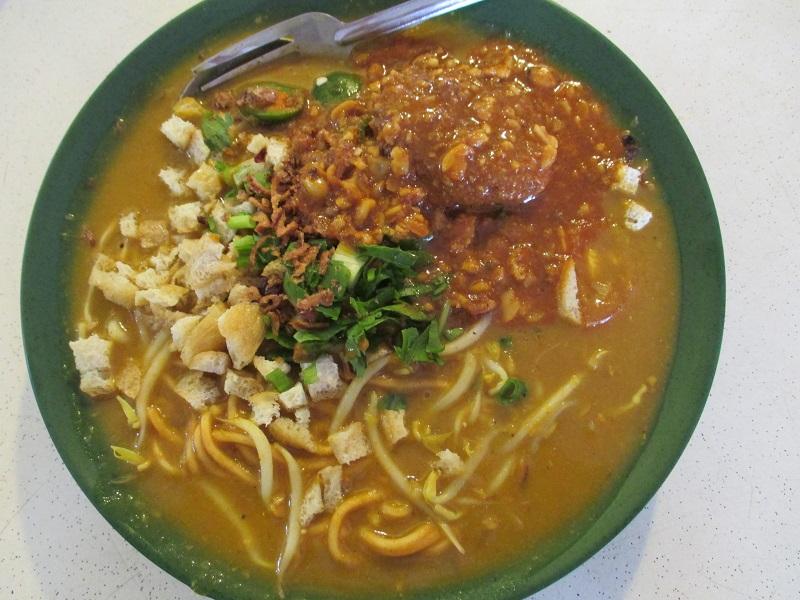 Rahim Muslim Food - mee rebus 2