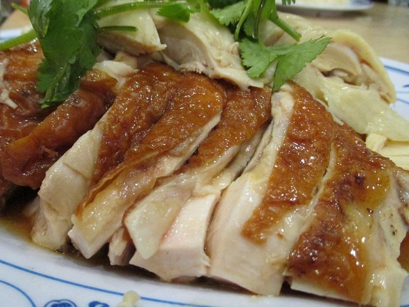 Yeo keng nam chichen rice 1