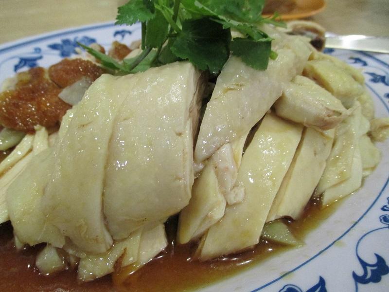 Yeo keng nam chichen rice 2