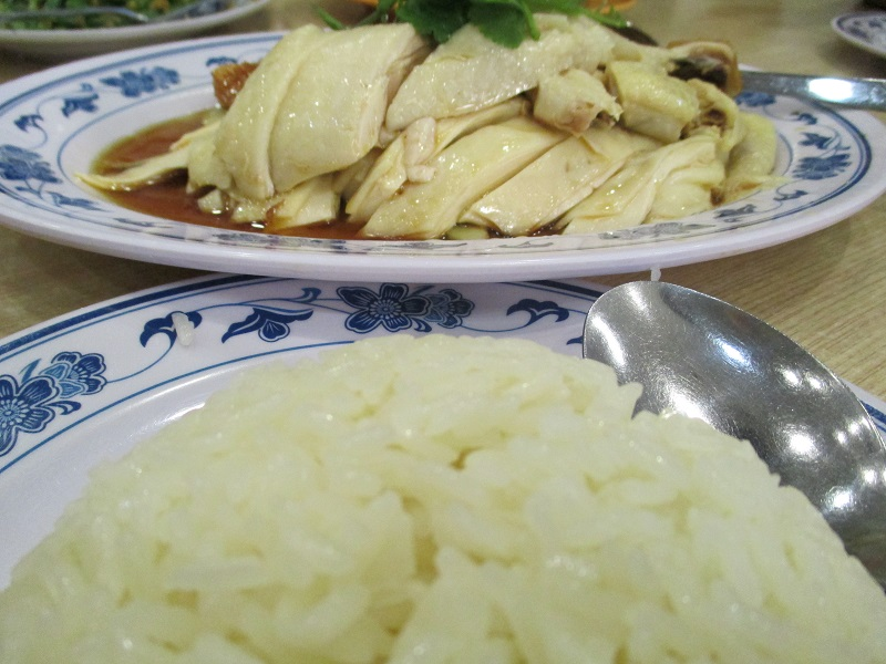 Yeo keng nam chichen rice 3