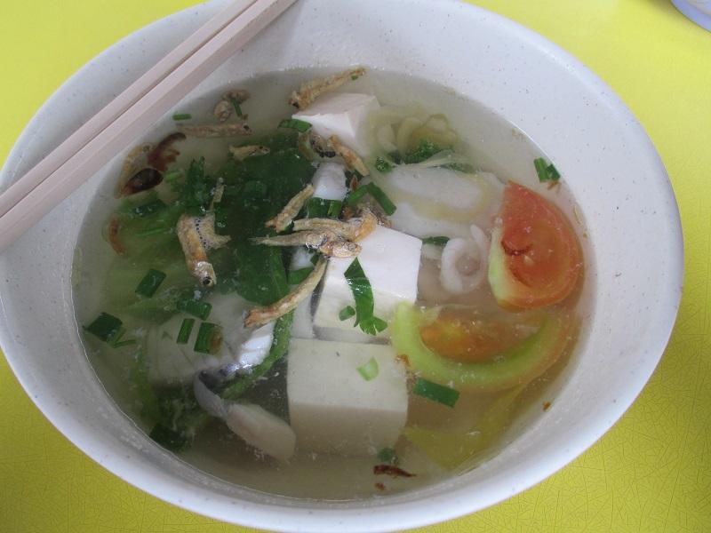 Fatty Weng fish soup 2