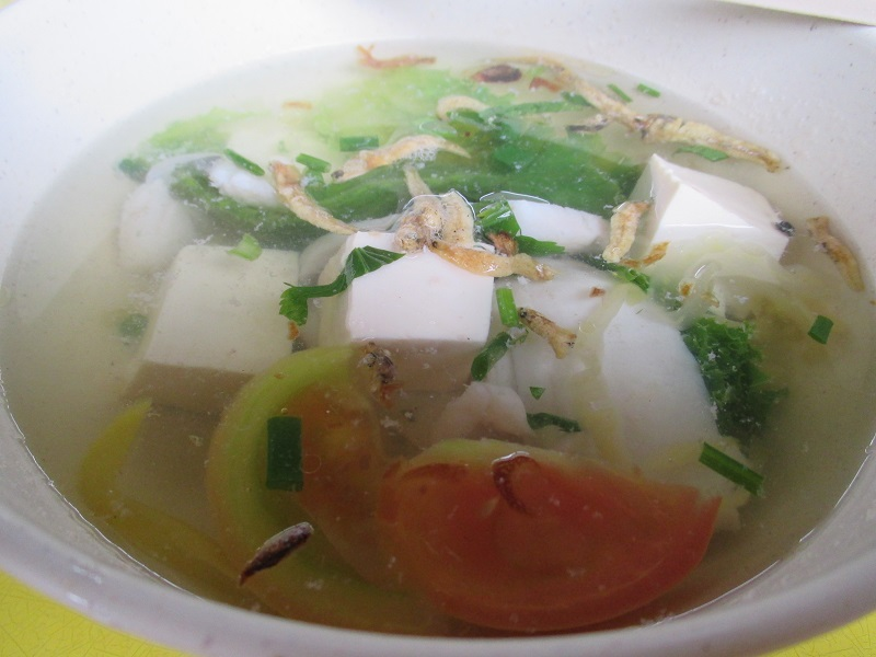 Fatty Weng fish soup 4