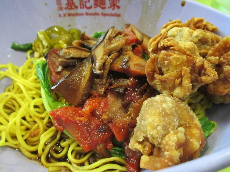 Ji Ji Wanton noodle specialist 4