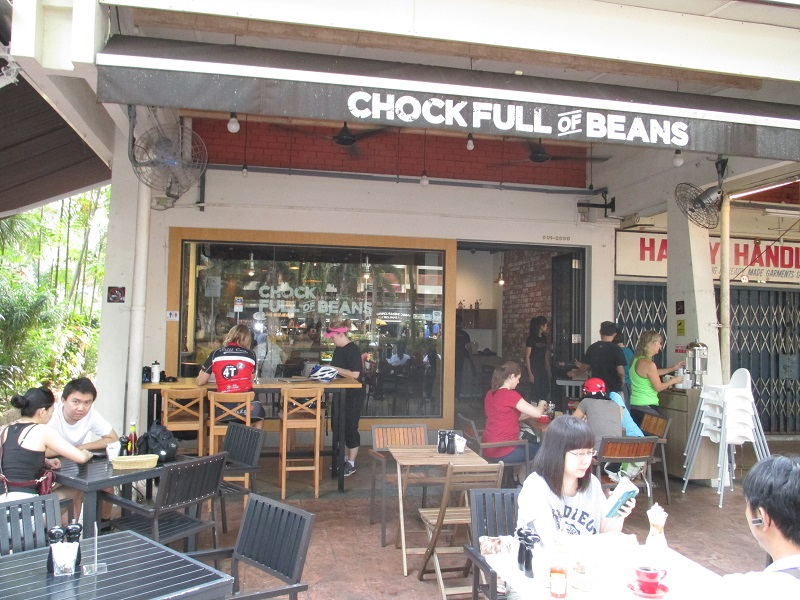 Chock full of beans 23