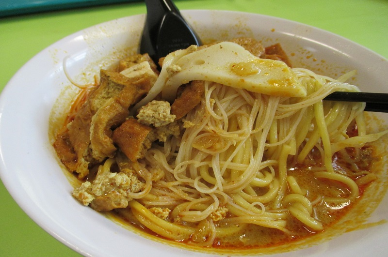 Ah Heng Curry Chicken Bee Hoon Mee 2
