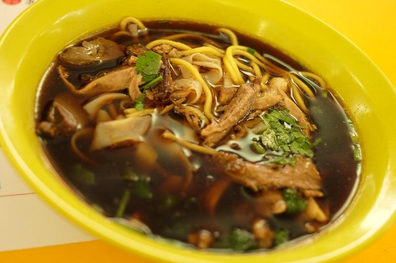 Tanglin Halt delicious duck noodle 4