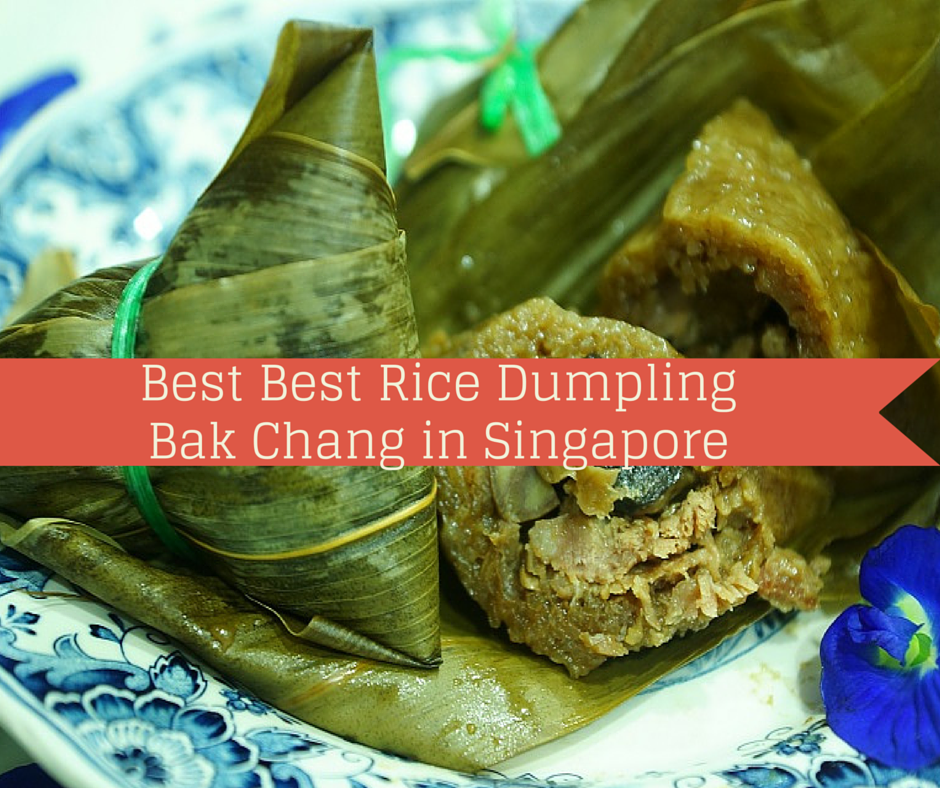 Best Rice Dumpling