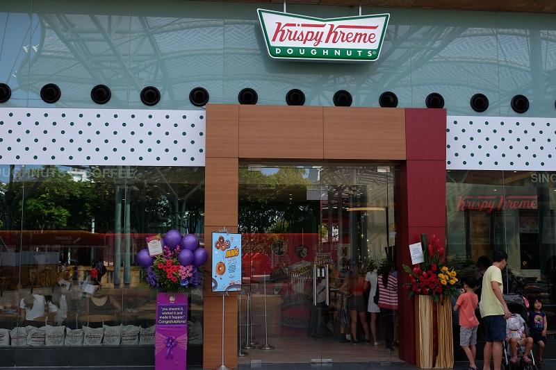Krispy Kreme Doughnuts 1