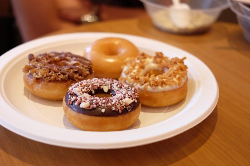 Krispy Kreme Doughnuts 4