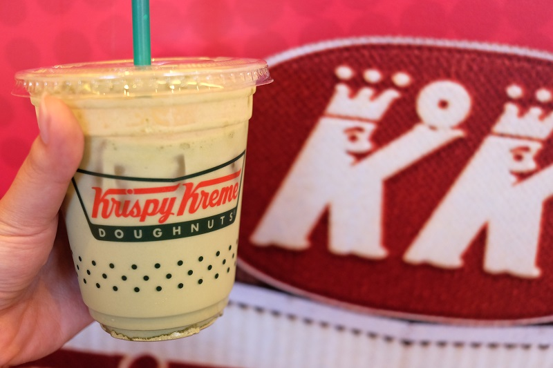 Krispy Kreme Doughnuts 7