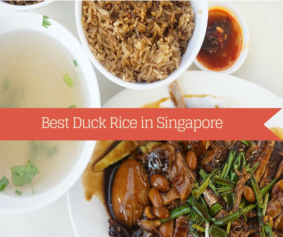 Top Best Duck Rice
