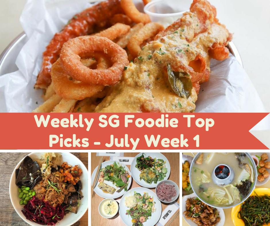 Weekly SG July week 1