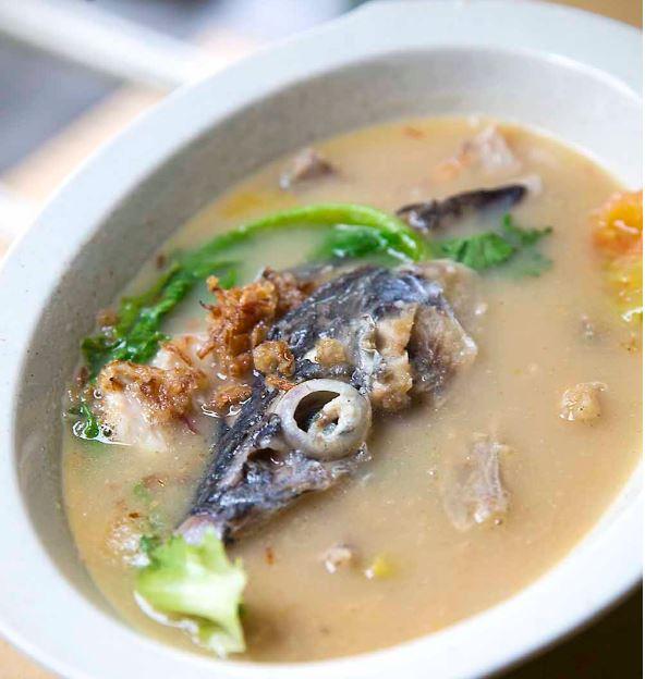 Yong Kee Seafood Fish