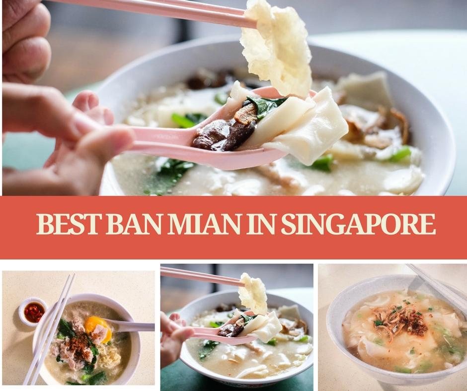 best ban mian in singapore