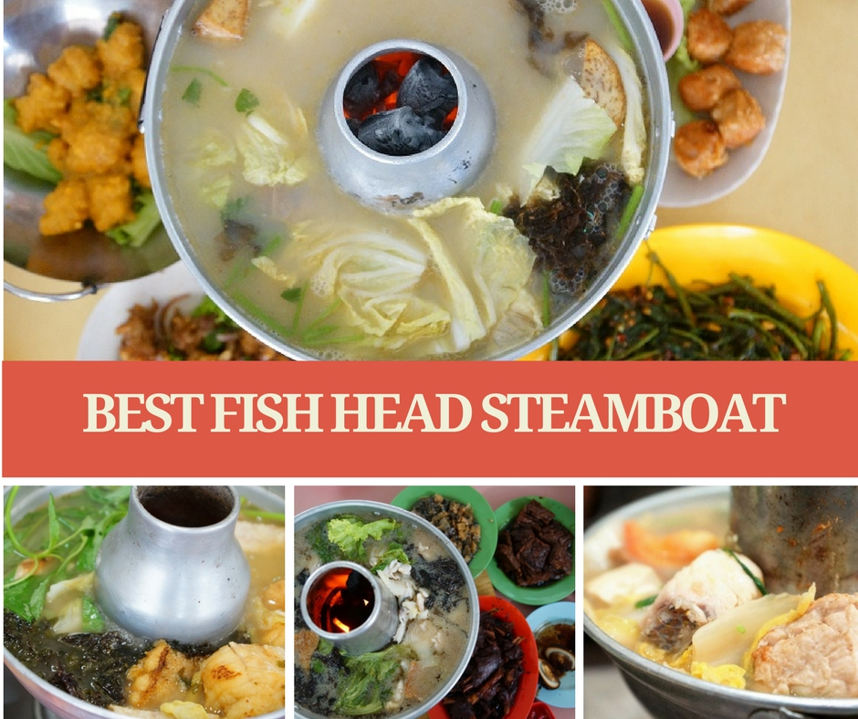 Best Fish Head Steamboat
