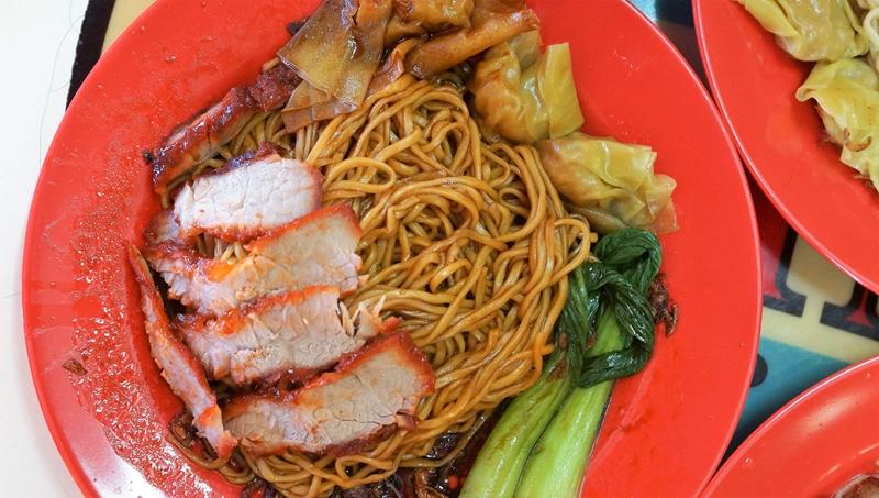 Sarawak Sibu Kampua Mee 5