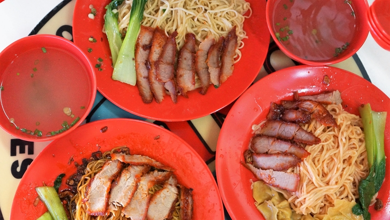 Sarawak Sibu Kampua Mee 6