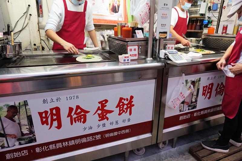 Taiwan 2016 ming lun pancake
