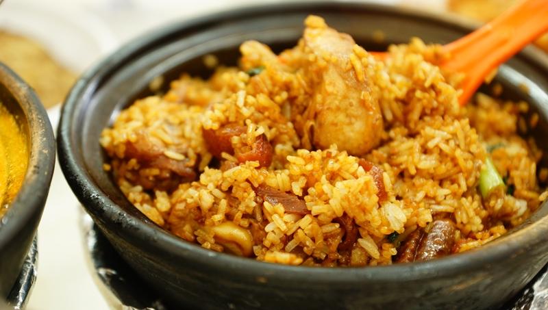Sembanwang Traditional Claypot Rice sa po fan