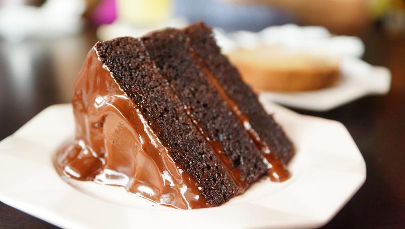 Whisk & Paddle chocolate fudge cake