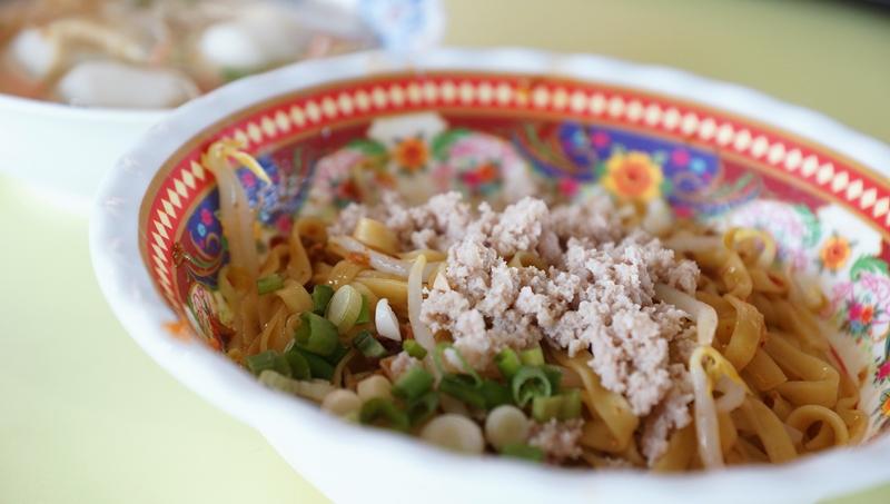 Ho Jia Bo Fishball minced meat noodle 3