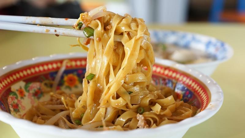 Ho Jia Bo Fishball minced meat noodle 4