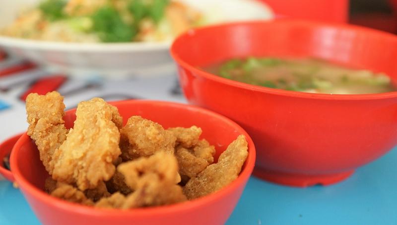 Zion Road Blk 91 Seafood Soup 3