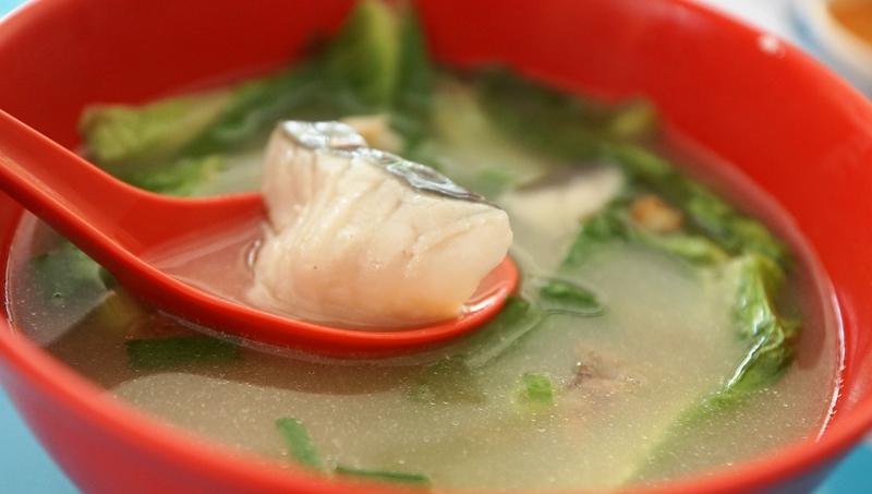 Zion Road Blk 91 Seafood Soup 4
