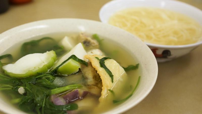 Fu Lin Yong Tau Foo Soupy Yong Tau Foo