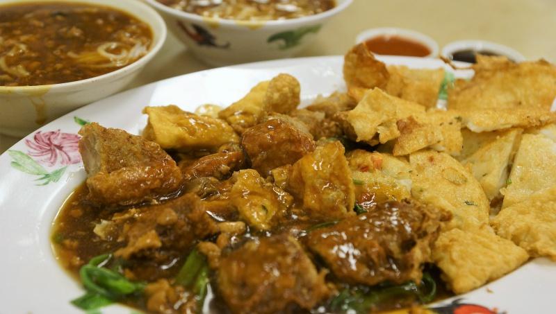fu lin tou fu yuen fried yong tau foo
