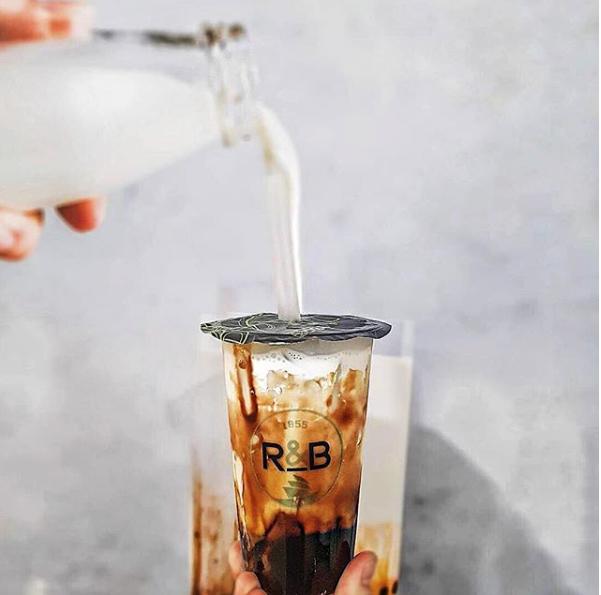 R & B Tea