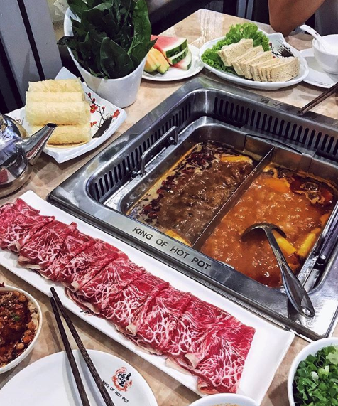 king of hot pot