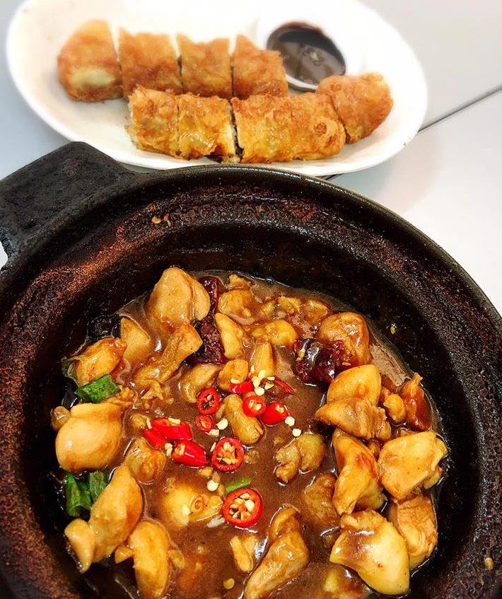 lau wang claypot