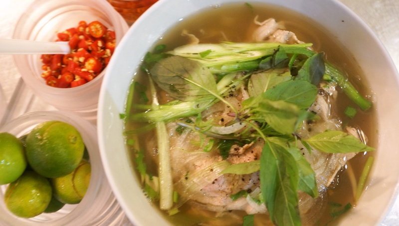 Mrs Pho Vietnamese restaurant @ Rangoon Road – It is a YES
