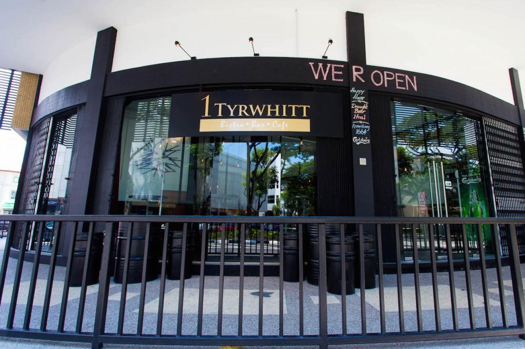 1 Tyrwhitt Bistro & Bar
