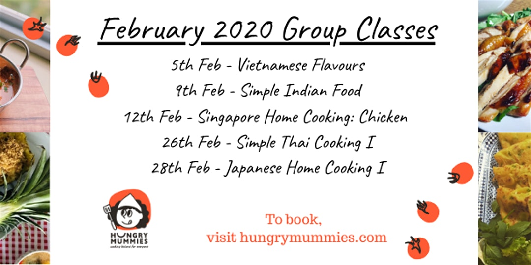 cooking classes singapore